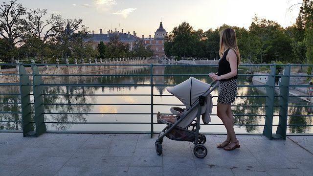 EL BLOG DE UNA MAMI A LA MODA: Spot, la nueva silla de paseo ligera de Bébécar