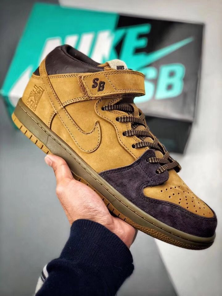 huge discount a52eb 46659 Nike SB Dunk Mid Pro Lewis Marnell - AJ1445-200