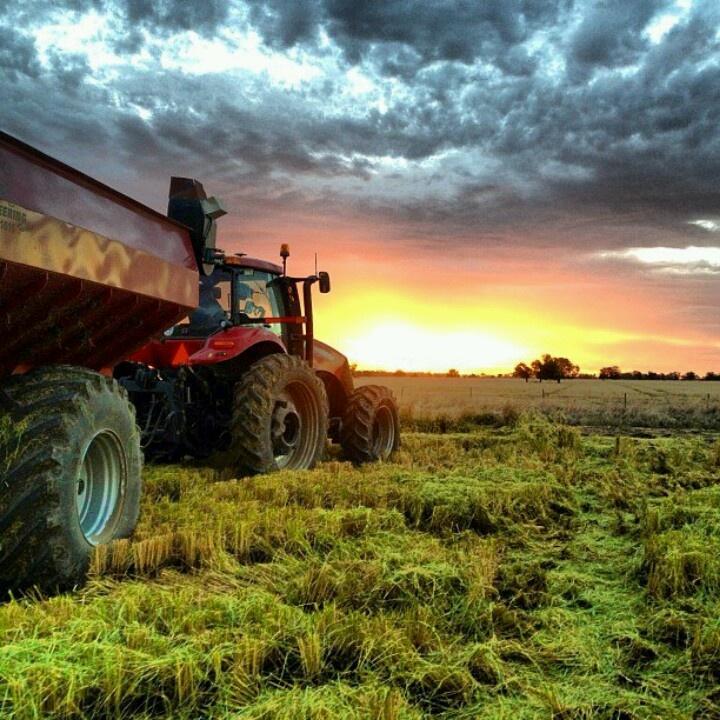 Rural Australia...