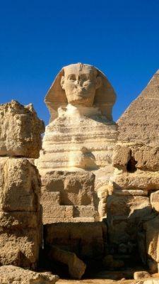エジプトのスフィンクス。スフィンクスのまとめ
