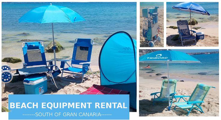 Save money on the beach in Gran Canaria! Rent cheaper options! En la playa cuesta una fortuna! Alquilar ahora!
