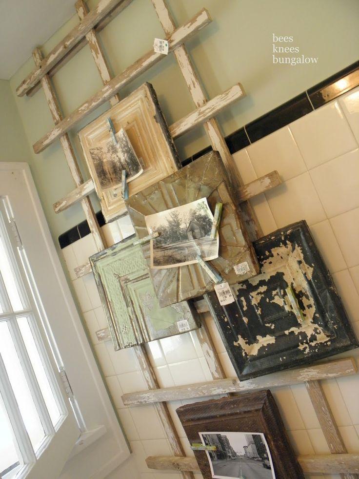 194 best old picture frames re do diy images on pinterest for Bathroom picture frame ideas