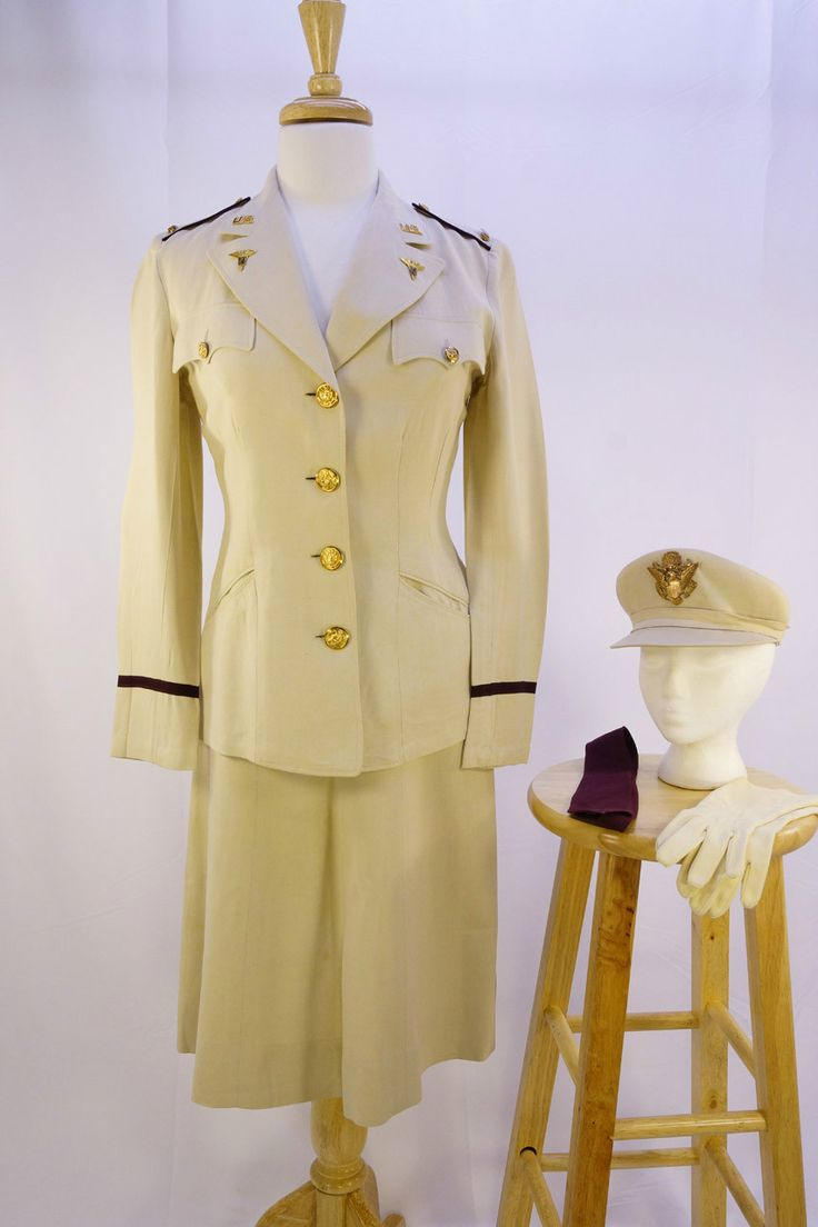Army Nurse Corps uniform
