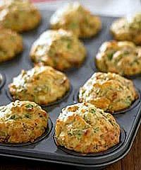 Sun-Dried Tomato, Spinach And Feta Muffins | Womenz Magazine