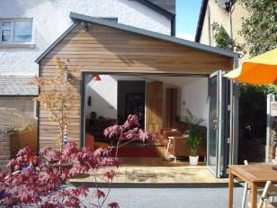 My Home Yorkshire Single Storey Extension Contemporary Extension