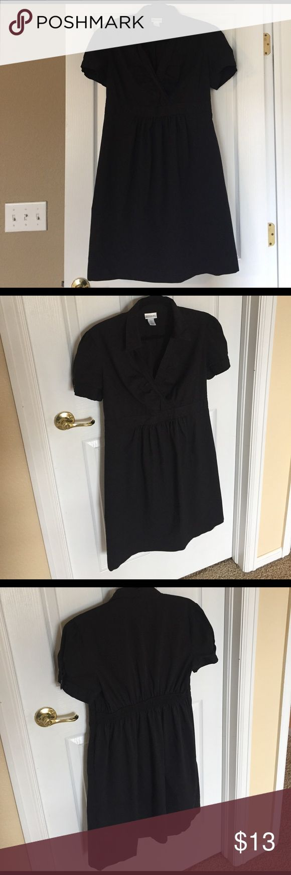 MATERNITY DRESS Maternity dress with short sleeves. Length is slightly above the knees - perfect for summer or work. Motherhood Maternity Dresses