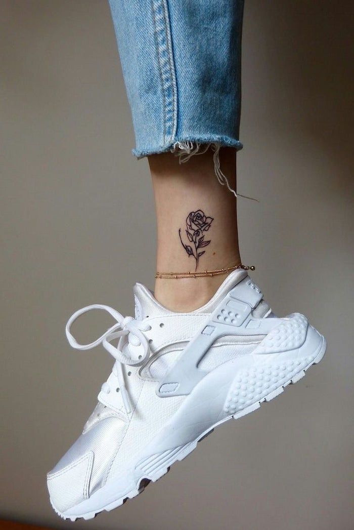 42 Images Awesome Ankle Bracelet Chain Tattoo Designs For Girls Inspirations And Designs Page 4 Ankle Bracelet Tattoo Tattoo Bracelet Chain Tattoo
