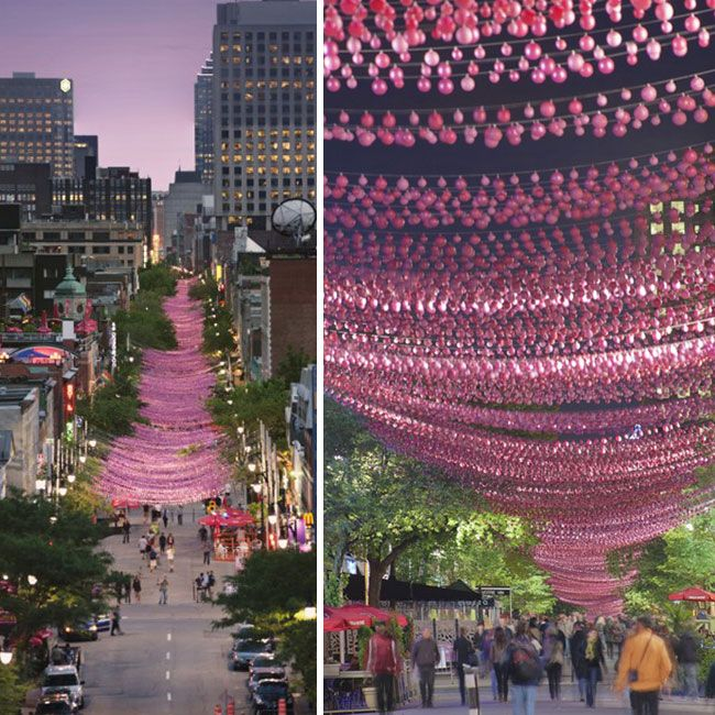 Montreal - Boules Roses 2