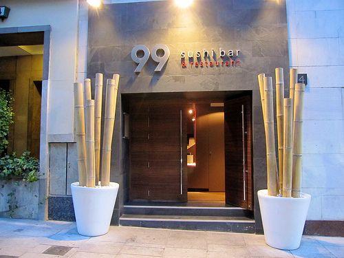 M s de 25 ideas incre bles sobre restaurante moderno en for Fachadas de restaurantes modernos
