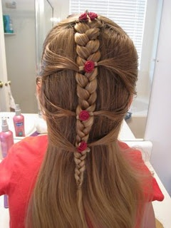 Barbie braid~