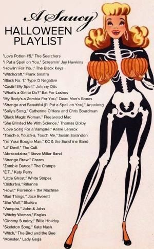 Put a Spell on Someone With 31 Halloween Love Songs