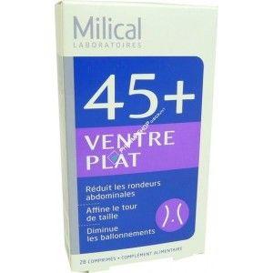 MILICAL 45+ плоский живот 28 таблеток € 5.90