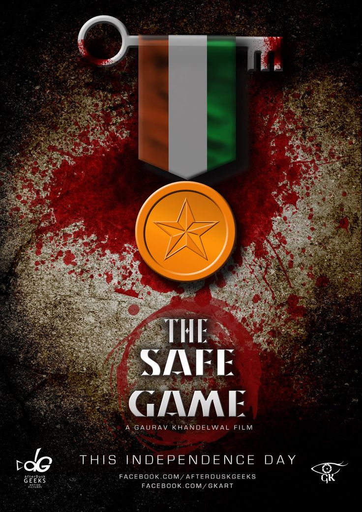 #FFF #FilmTrivia The Safe Game is directed by Gaurav Khandelwal. He hails from Jaipur and has done his schooling from there. He has done his B.Sc in animation & film making from Birla Institute of Technology, Ranchi. His father is a government official and mother is a housewife. His family has always been supportive of his choice or work and encouraged him. The Safe Game is selected in #FILMYCON - Open Online Film Festival 2017 #Shortfilms #filmfestival #Befilmy Let's get lost in it...