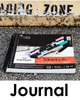 list prompts for your art journal - scroll to bottom of page