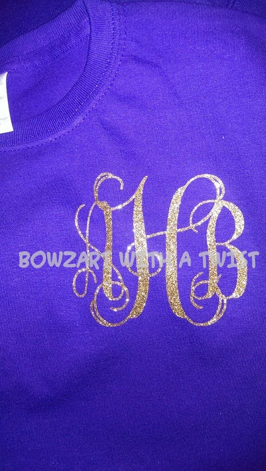 I'm So Fancy Monogrammed  faux pocket T-shirt
