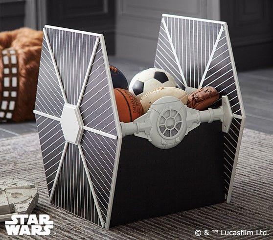 Star Wars™ TIE Fighter™ Storage #pbkids