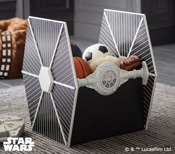 Star Wars™ TIE Fighter™ Storage #pbkids
