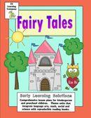 fairy tales theme preschool kindergarten lesson plans themes pinterest fairy tale theme. Black Bedroom Furniture Sets. Home Design Ideas