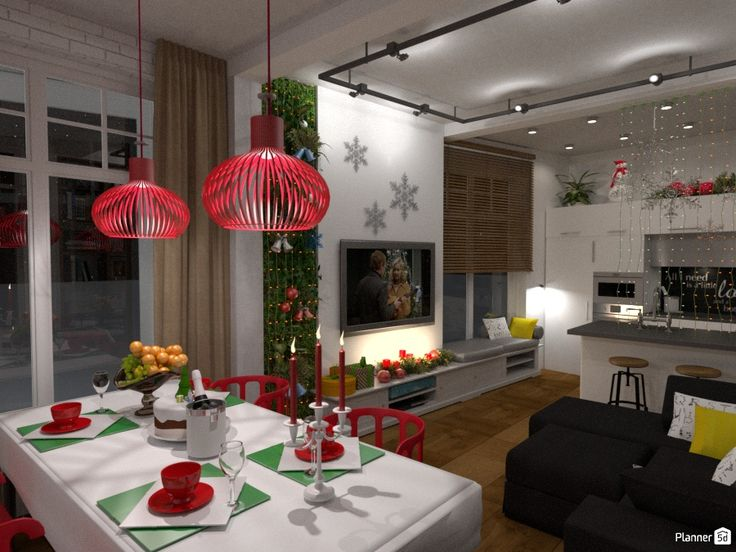 Living Room Design Tool Unique 13 Best Planner 5D Interiors In Christmas Images On Pinterest Design Inspiration