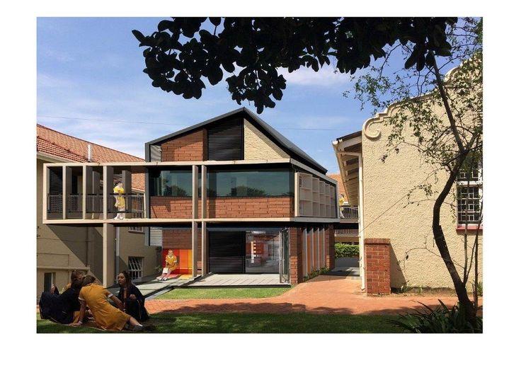 Smit Architects, Bloemfontein. www.smitarchitects.co.za   Oranje Meisieskool