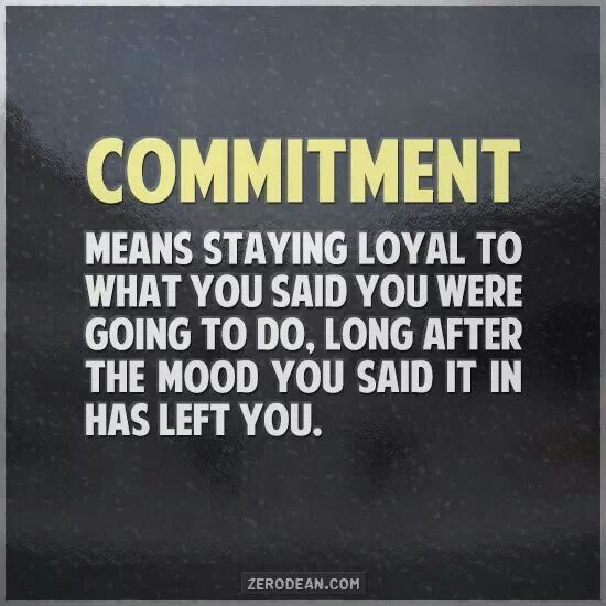 Commitment Quotes, Love