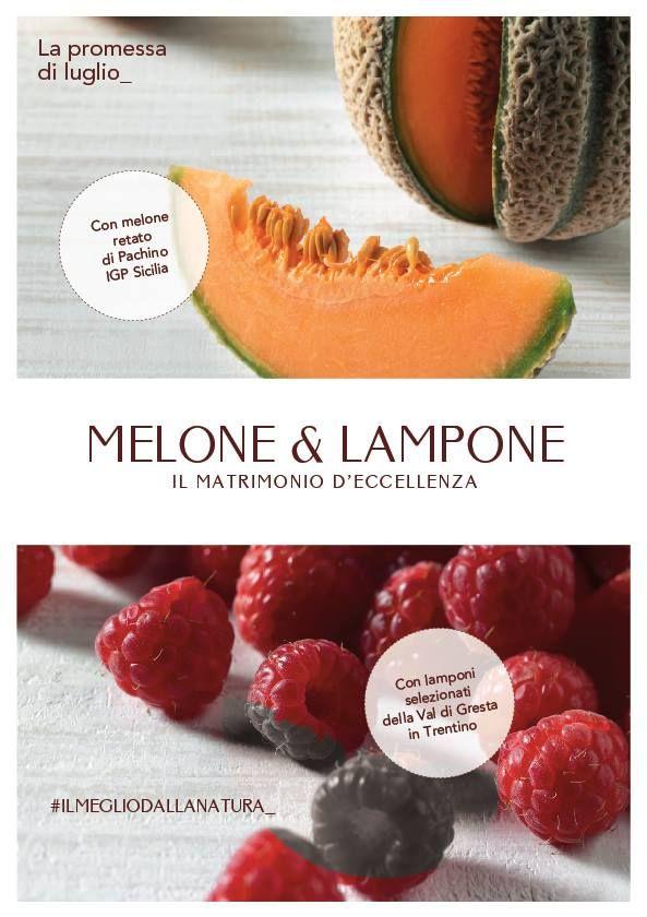 IL MATRIMONIO DI LUGLIO 2015  Ci sono gusti che sono destinati ad essere accoppiati con successo! Prova il nostro fantastico gusto al melone di Sicilia, con il delicatissimo lampone del Trentino. Un matrimonio tra nord e sud Italia. Il VERO made in Italy.  Da Pretto solo #ILMEGLIODALLANATURA  ---  2015 JULY's MARRIAGE  There are flavors which are destined to be successful couple ! Try our fantastic melon of Sicily with the delicate Trentino's raspberry . A marriage between Northern and…