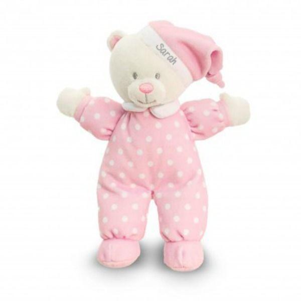 Pink Goodnight Bear