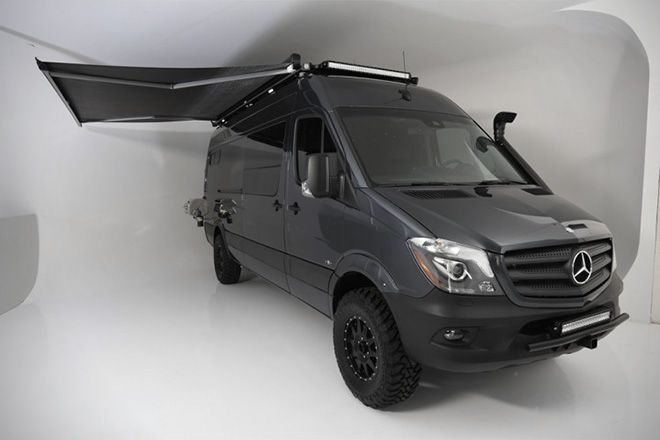 Sawtooth Adventure Van 8