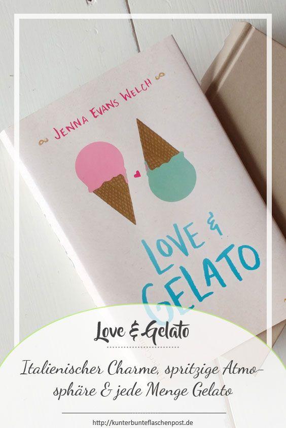 """Rezension & Podcast zum Jugendbuch """"Love & Gelato"""""""