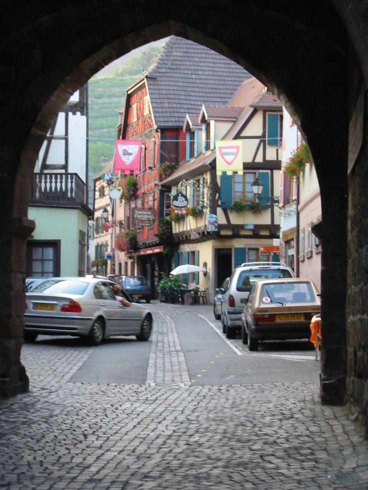 Ribeauville France