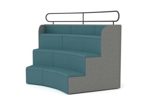 Steps - Lounge meubilair | Ceka Office Group kantoorinrichting