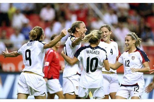 2007 usa female soccer team