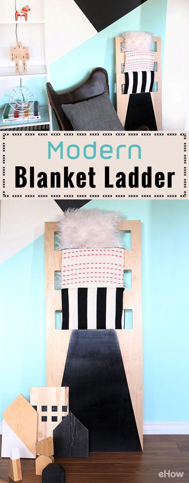 best ideas about modern blankets on pinterest  crochet  - diy modern blanket ladder