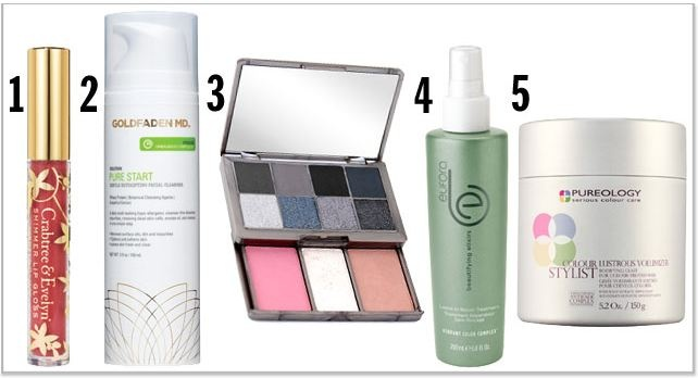 For the next couple days, you could win some beauty lootfrom Allure!