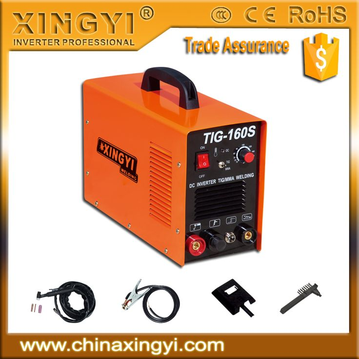 Save 3% high efficiency hot sell High frequency China Widely Used Portable Tig 200P ACDC Welding Machine Aluminum Welder