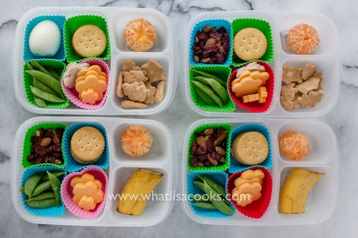 Homemade lunchable with cheese flowers