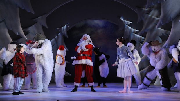 Review: The Snowman for a first-class family Christmas show