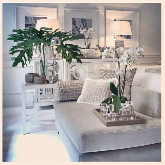 Gorgeous Gray And White Bedrooms: Gorgeous Decor! Ro And Allie Do You Prefer The Blue Whites
