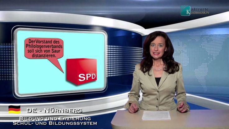 Frühsexualisierung: Bernd Saur's Warnruf | 20. November 2014 | www.kla.tv