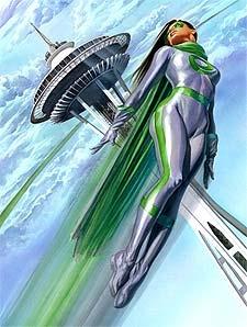 Alex Ross - Emerald City Comicon exclusive 2012