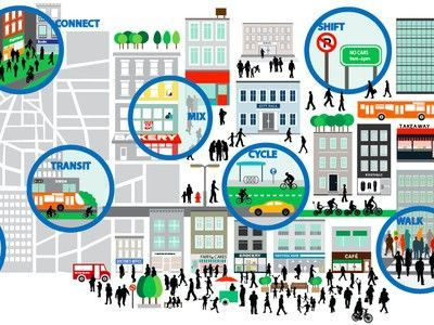 Transit Oriented Development is the key to better cities
