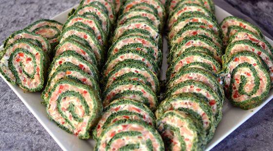 …Lækker opskrift på lakseroulade med spinat og flødeost, som er nem og lige til at gå til med ingrediensliste og fremgangsmåde.