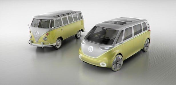 Volkswagen I.D. Buzz: a spiritual successor to the Type 2 Kombi van
