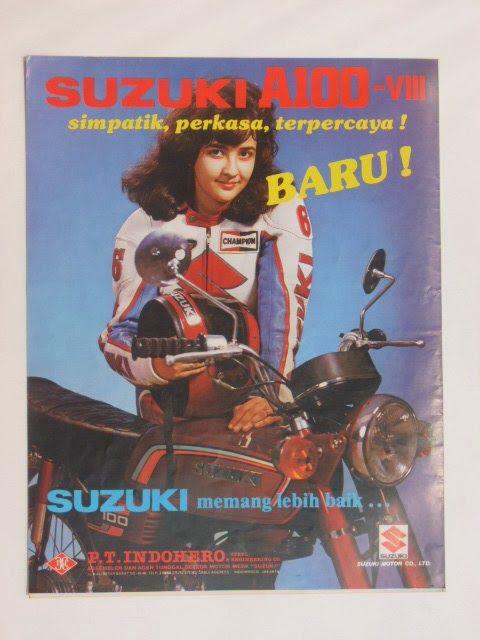 Suzuki A 100