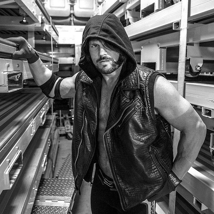 Welcome to the WWE, AJ Styles