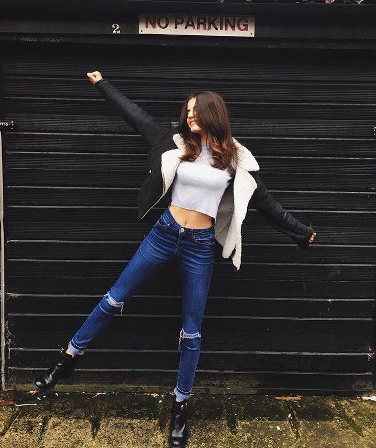 outfit inspo: Sonia Ben Ammar