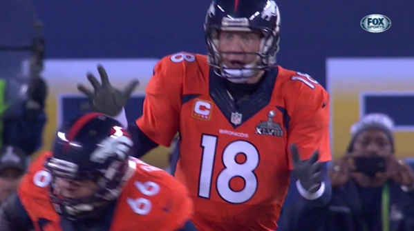 20 Times Peyton Manning Looked Super-Duper Sad During The Super Bowl.