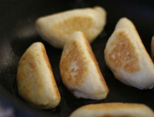Рецепт пирожков из дрожжевого теста бабушкины 52