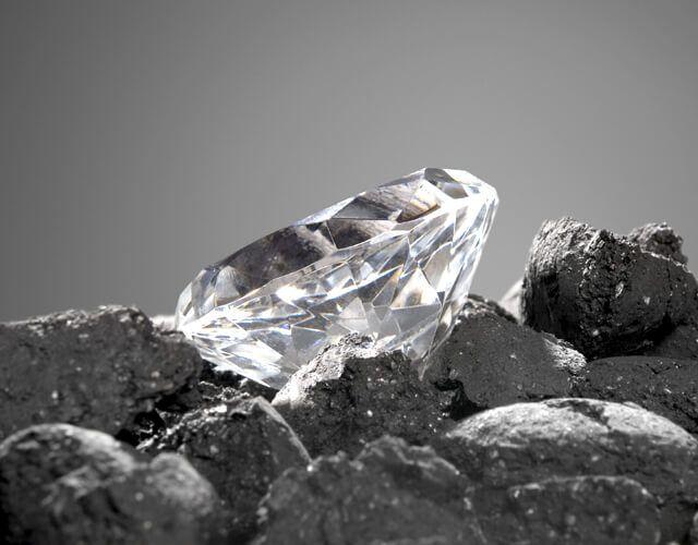 Διαμάντι μεγέθους μεγαλύτερο από πέτρα