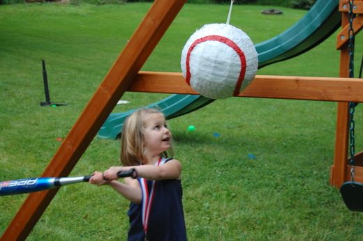 """Photo 14 of 16: Sports / Birthday """"Baseball Party"""" 